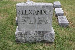 Lucy B. <i>Robinson</i> Alexander