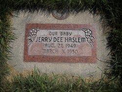 Jerry Dee Haslem