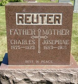 Josephine <i>Konzal</i> Reuter