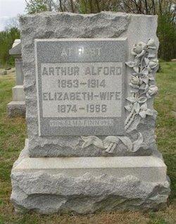 Elizabeth C <i>Croddy</i> Alford