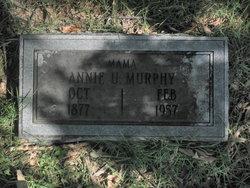 Annie Ural <i>Lecoq</i> Murphy