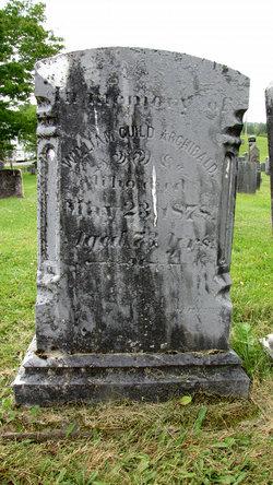 William Guild Archibald
