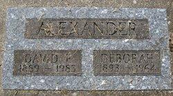 David Francis Frank Alexander