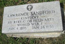 Lawrence Sandford