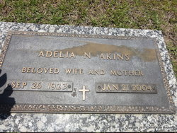 Adelia <i>Nicolini</i> Akins