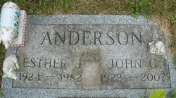 Esther J. Anderson