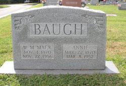 Anna <i>Lester</i> Baugh