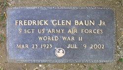 Fredrick Glen Baun, Jr