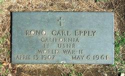 Rono Carl Epply