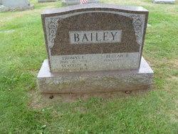 Thomas E. Bailey