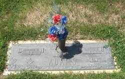 Clarence W Adams