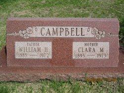 Clara M <i>Pflughaupt</i> Campbell
