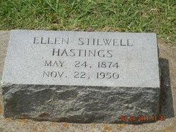 Ellen <i>Stilwell</i> Hastings