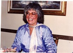 Mrs Barbara Colette <i>Camlet</i> Spellman