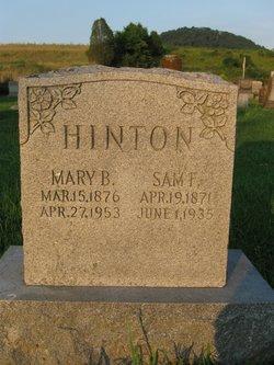 Samuel Franklin Hinton