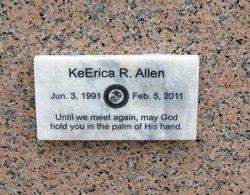 KeErica R Allen