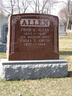Alfred Edward Allen