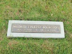 Mildred J Millie <i>Parent</i> Bourgeois