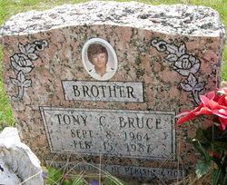 Tony C Bruce