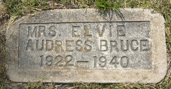 Elvie Audress <i>Townsend</i> Bruce