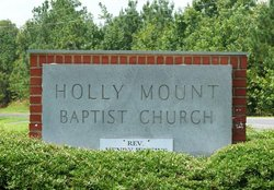 Holly Mount Baptist Church Cemetery