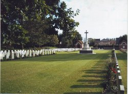 Geel War Cemetery