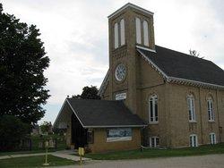 Burgessville Baptist Cemetery