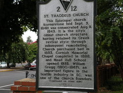 Saint Thaddeus Cemetery