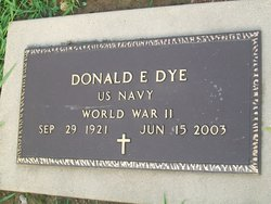 Donald Edwin Dye
