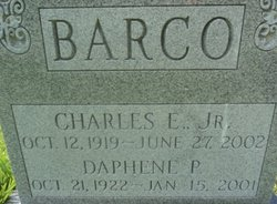 Charles E. Barco, Jr