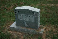 Willie Lou Gathright