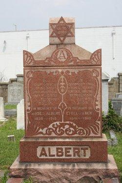 Moses Albert