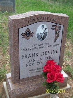 Frank Devine
