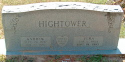 Vera Myrtle <i>Wagstaff</i> Hightower
