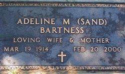 Adeline Marion <i>Sand</i> Bartness