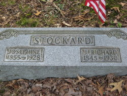 Elizabeth Josephine <i>Walker</i> Stockard