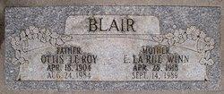 Elma LaRue LaRue <i>Winn</i> Blair