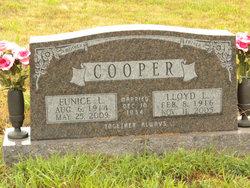 ,Eunice Elnora <i>Cummings</i> Cooper