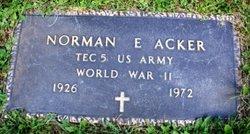 Norman Acker