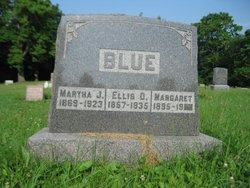 Martha Jane <i>Eikenberry</i> Blue