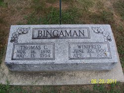 Thomas Clifford Bingaman