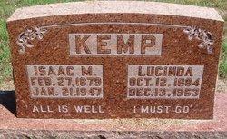 Lucinda E <i>Jackson</i> Kemp
