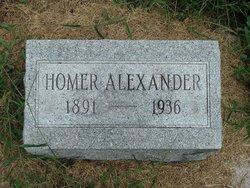 Homer John Alexander