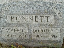 Dorothy Claire <i>Cochran</i> Bonnett