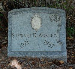 Stewart Donald Ackley