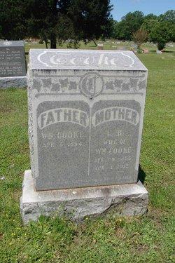Catherine B. <i>Hallonquist</i> Cooke