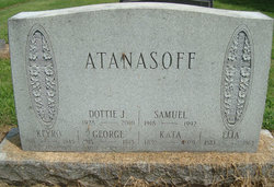 Samuel Atanasoff