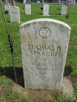 Corp Thomas Sprague