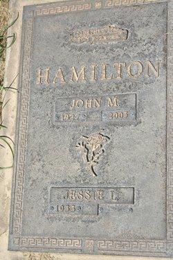 John Jack Hamilton