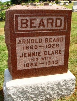 Jennie Clare <i>Troutman</i> Beard
